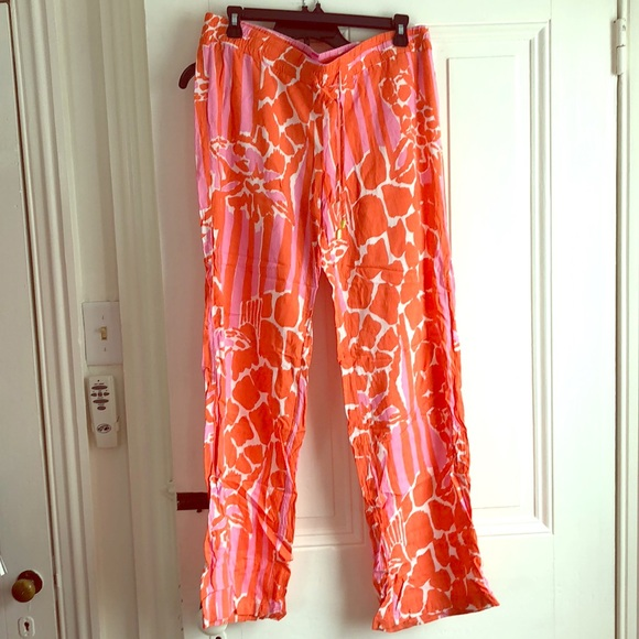 9748d1c8488a5 Lilly pulitzer for Target palazzo pants